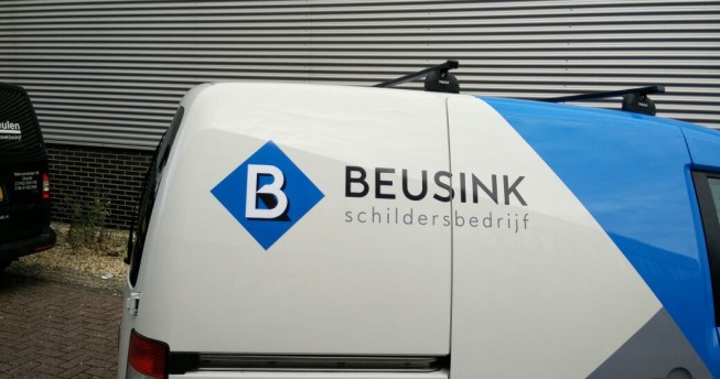 Autobelettering Beusink 1