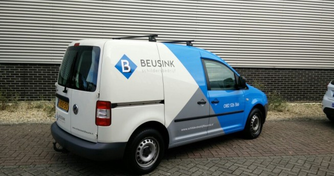 Autobelettering Beusink 2