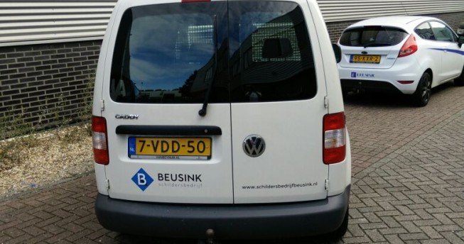 Autobelettering Beusink 5